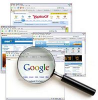 search engine opetimization - seo
